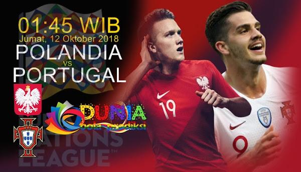 Link trực tiếp Ba Lan vs Bồ Đào Nha, 1h45 ngày 12/10 (Giao hữu 2018)