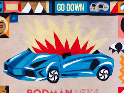 DOWNLOAD MP3: Bodman - GO DOWN ft. SK6 (Prod. by Enddeetone)