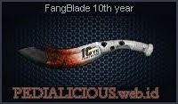 FangBlade 10th Year