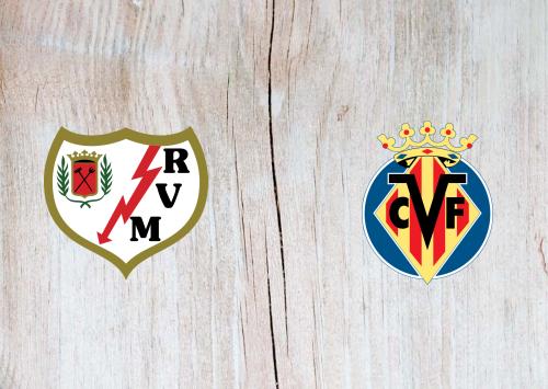 Rayo Vallecano vs Villarreal -Highlights 29 January 2020