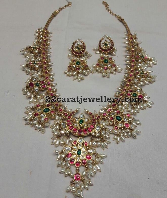 Trendy Guttapusalu Necklace