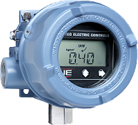 One Series Pressure and Temperature Transmitter-Switches