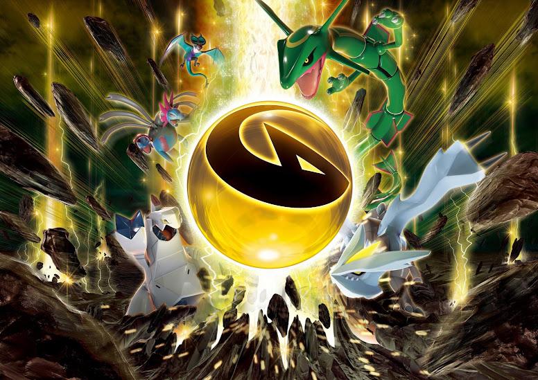 Pokémon Tipo Dragão TCG