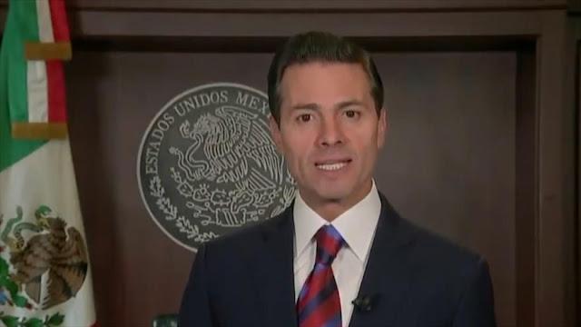 México abre posibilidad de juzgar expresidentes