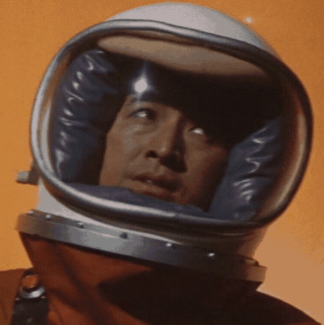 Say; Hello Spaceman: Invasion of the Astro-Monster (1965)