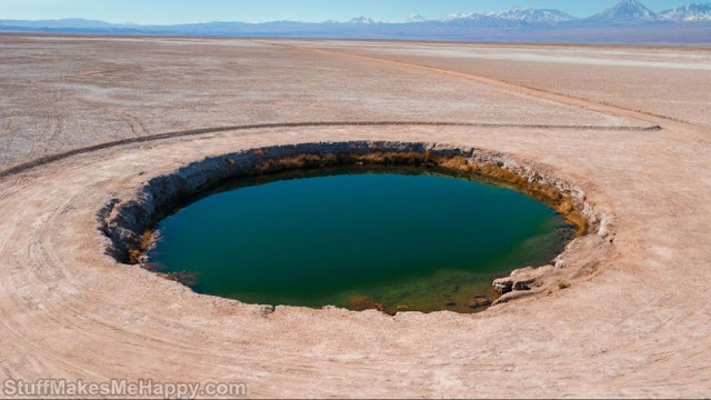 Alien Landscapes of the Atacama Desert