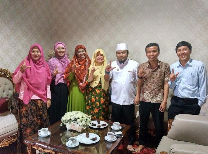 Dari Aksi Ngetwit Bareng  Akhirnya Blogger Bengkulu Dipanggil Walikota