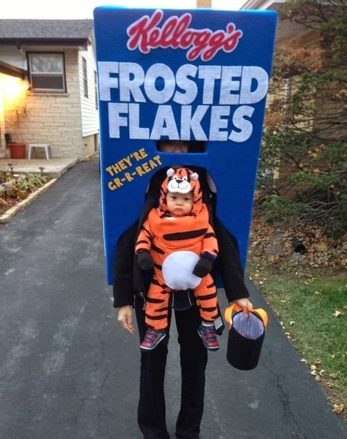 Frosted Flakes Kids Halloween Costume