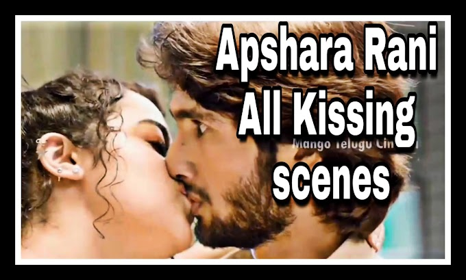 Apsara Rani sexy scene - Oollalla Oollalla (2020)
