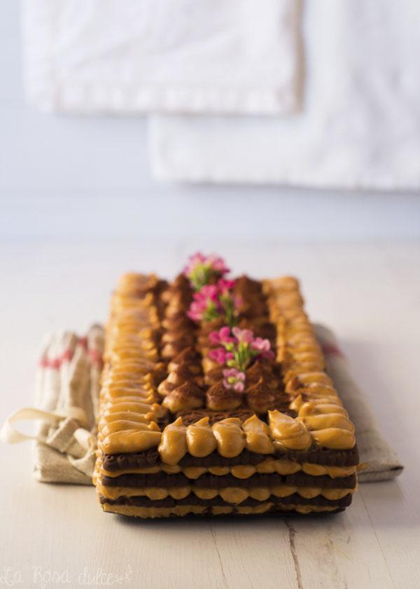 Chocotorta #sinlactosa