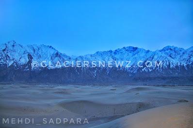 Katpana cold desert,Skardu Baltistan
