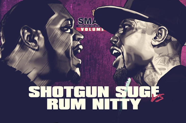 URL Presents: Rum Nitty VS Shotgun Suge On YouTube