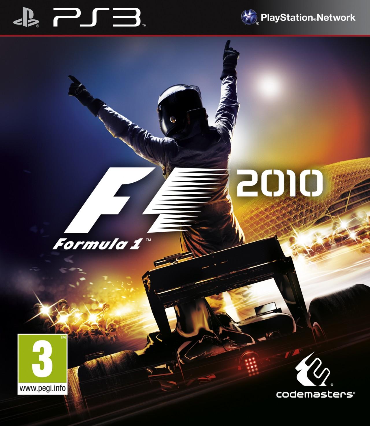F1 2010 (SEMINUEVO)
