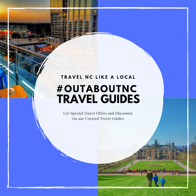 NC Travel Guides with OutaboutNC