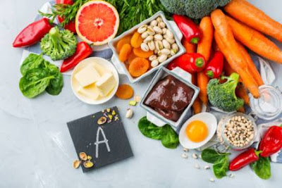 Vitamin A (Fungsi, Manfaat, Kebutuhan, Akibat Kekurangan dan Sumber)