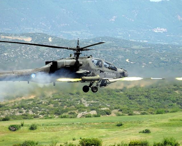 Η Αεροπορία Στρατού αναβαθμίζει τα Apache με ισραηλινή τεχνολογία