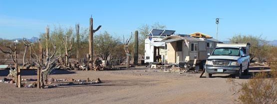 Rolling Steel Tent El Rancho Lou