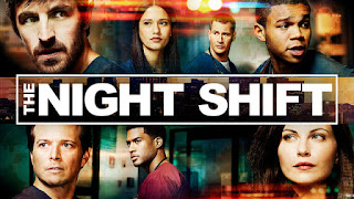 Interview: 'The Night Shift' stars Jill Flint and Brendan Fehr