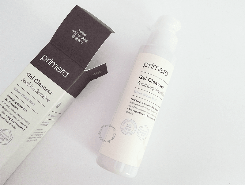 review-primera-soothing-sensitive-gel-cleanser