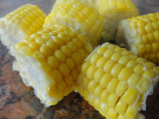 Mini Corn on the Cobs