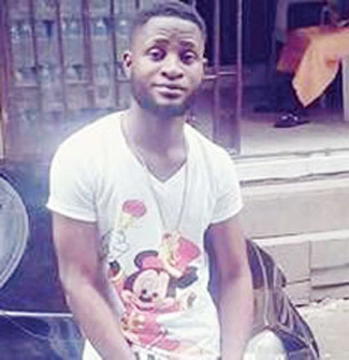 "Final year student hacked to death over girlfriend ""mata"""