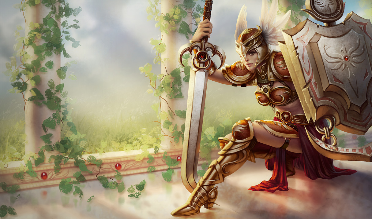 Leona league of legends