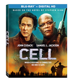 Blu-ray Review - CELL