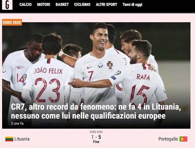 """Ronaldo chói sáng 4 bàn: Báo chí thế giới ngả mũ kính nể """"vua châu Âu"""" 4"""