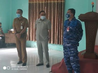 Ketua DPRD Natuna Daeng Amhar dalam sambutannya mengucapkan terima kasih dan apresiasi kepada pihak Lanud Raden Sadjad yang telah menggelar kegiatan tersebut.