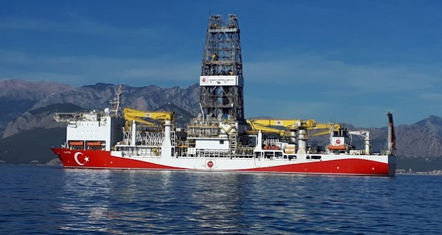 """Και το γεωτρύπανο """"Γιαβούζ"""" στέλνει η Τουρκία στην Αν. Μεσόγειο"""