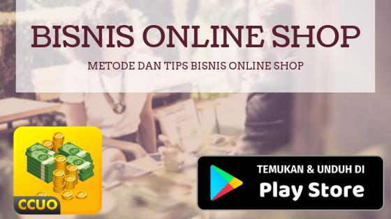 Panduan Dan Tips Dalam Bisnis Online Shop