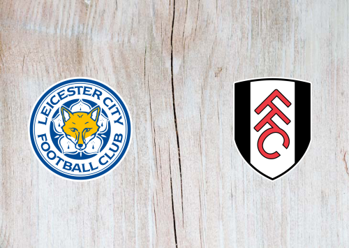 Leicester City vs Fulham -Highlights 30 November 2020