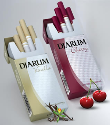 Djarum Cherry (Kiraz-Vişne) Kretek Sigara İncelemesi