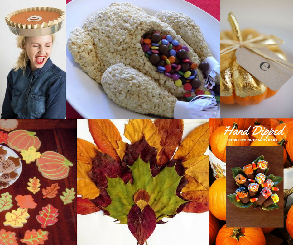 Mommy blog expert diy thanksgiving recipes crafts for Diy thanksgiving crafts