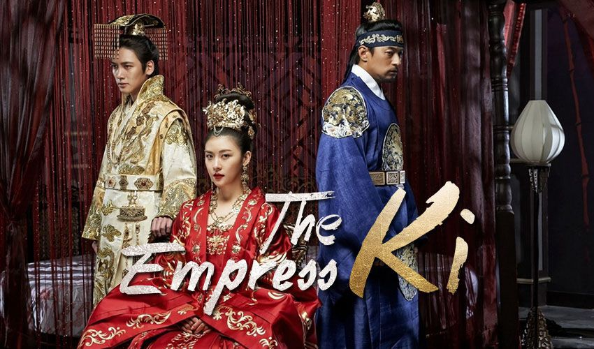 Sinopsis Empress Ki, Drama Korea Sang Wanita Tangguh