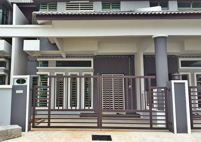 Cari Homestay Selesa Strategik Melaka