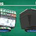 Dallas Stars Scoreboard Infographic