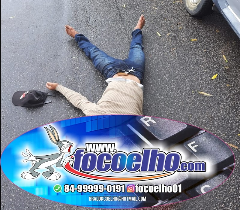 Bandido tenta assaltar próximo a PROMATER, vítima reage e mete bala no meliante