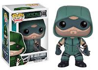 Boneco POP Funko Arqueiro Verde (Green Arrow) - 348