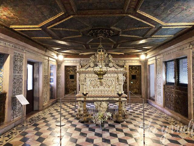 Museo de Aveiro túmulo
