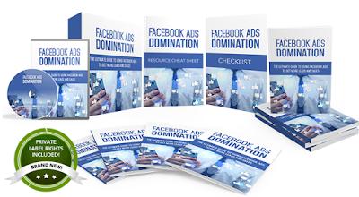 Facebook Ads Domination Ebook PLR Download