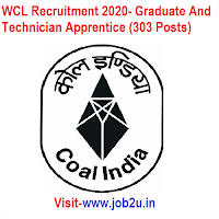 WCL Recruitment 2020, Graduate And Technician Apprentice (303 Posts)