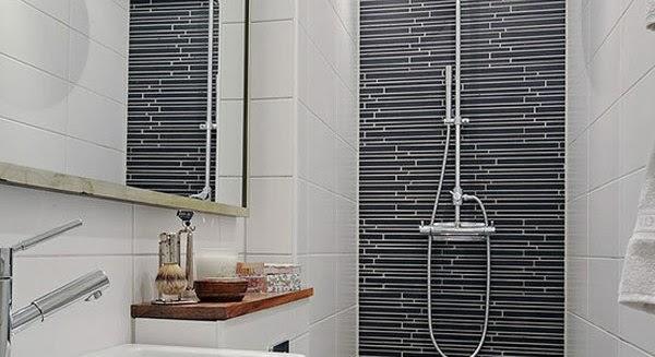 choosing bathroom tile ideas for small bathrooms. Black Bedroom Furniture Sets. Home Design Ideas