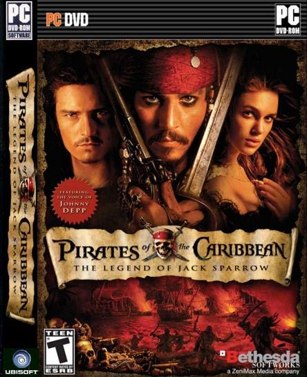 Pirates of the Caribbean The Legend of Jack Sparrow PC Game Download