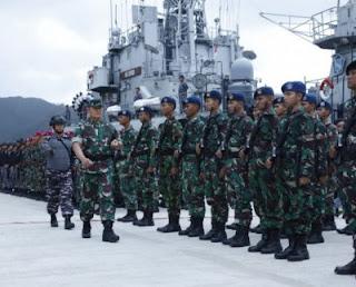 Dukungan Penuh Wakil Bupati Natuna dan TNI Agar RI Aman dari Kapal China
