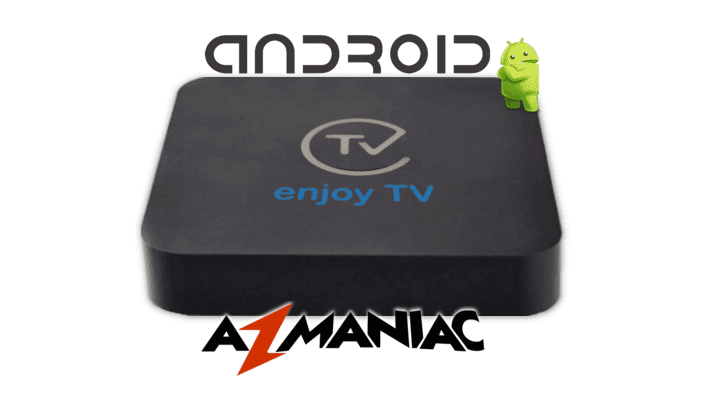 Enjoy TV Box Android