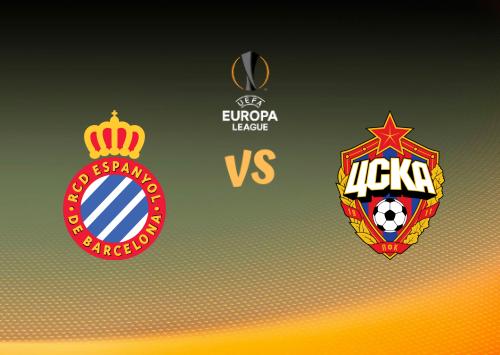 Espanyol vs CSKA Moscú  Resumen