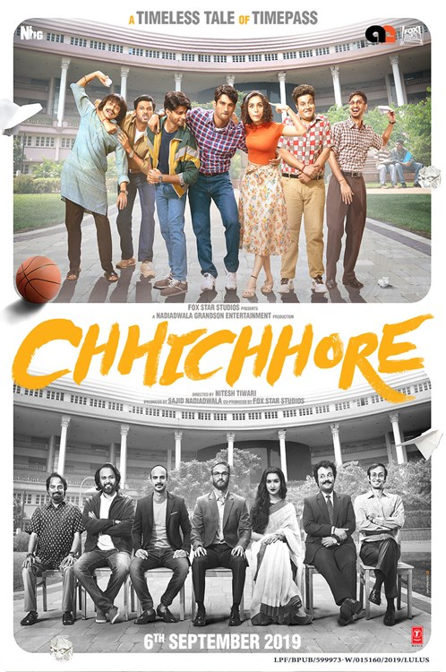 Review Filem Chhichhore
