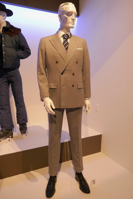 Colin Firth Kingsman Golden Circle Harry Hart costume