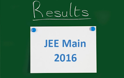 JEE Main 2016 Result to be out on 27th April